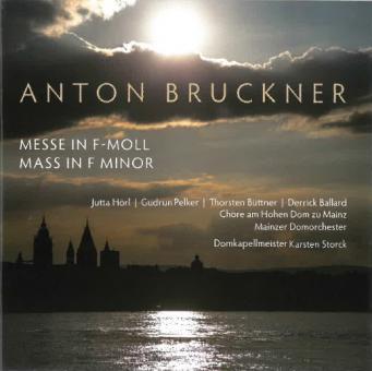 Anton Bruckner - Messe in f-moll