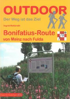 Bonifatius-Route von Mainz nach Fulda