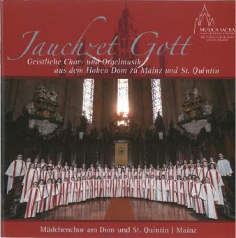 Jauchzet Gott