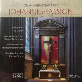 Johannes-Passion, Bach