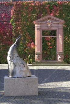 Auf dem Mainzer Bischofsplatz