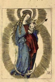 Madonna (Martinusbibliothek)