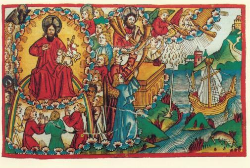 Offenbarung des Johannes, Kap. 7