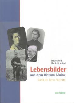 Lebensbilder aus dem Bistum Mainz, Band III