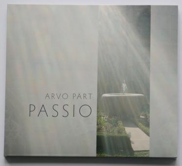 CD - Passio - Arvo Pärt (*1935)