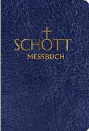 Schott Messbuch Lesejahr A, Leder